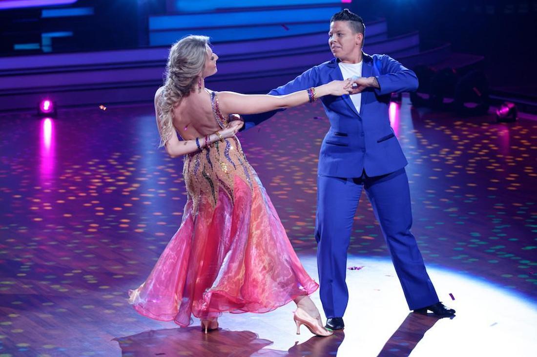 """Kerstin Ott in der RTL-Tanzshow """"Let's Dance"""""""