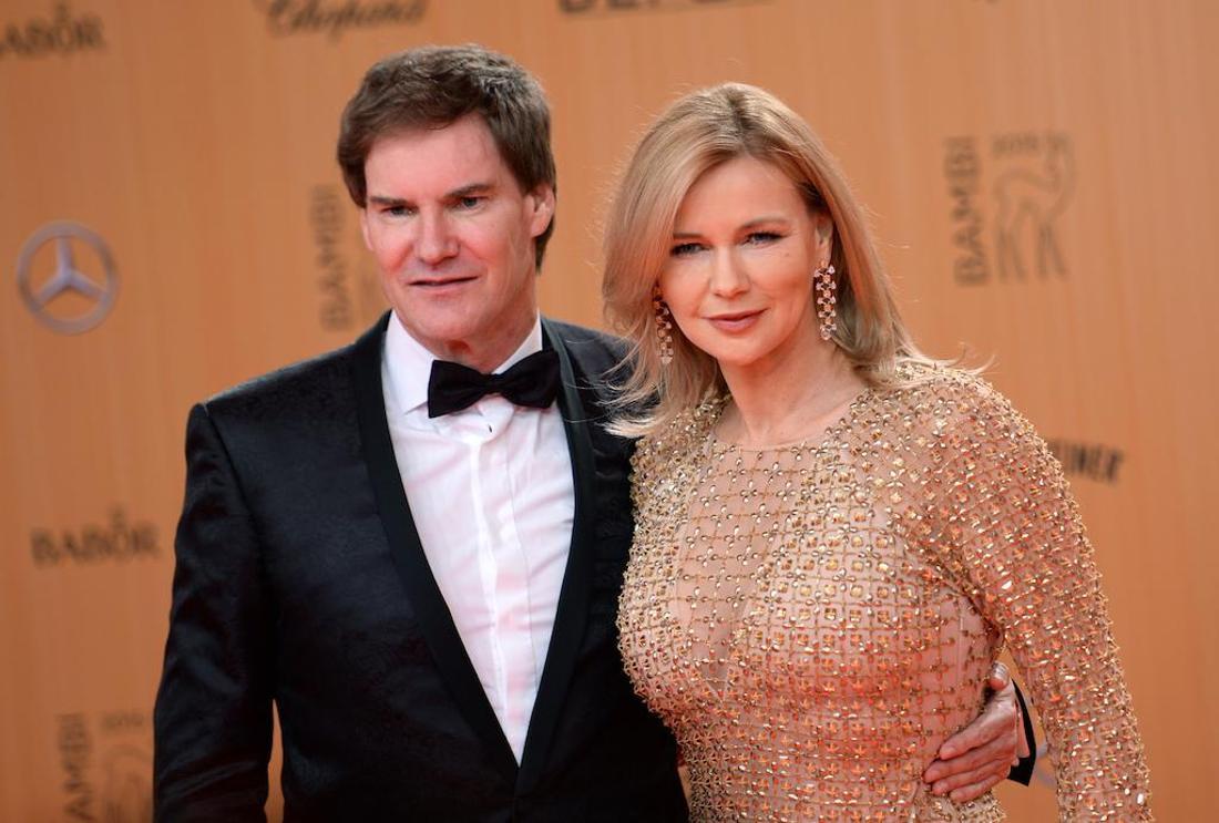 Carsten Maschmeyer mit seiner Frau Veronica Ferres