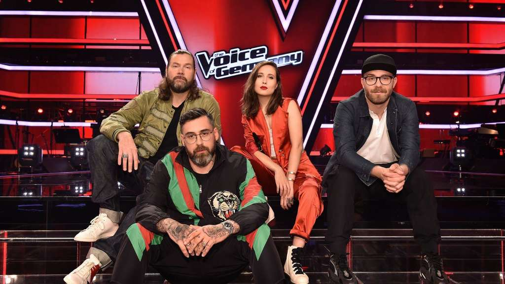 "Das waren die Coaches von ""The Voice of Germany"" 2019: Rea Garvey, Sido, Alice Merton und Mark Forster"