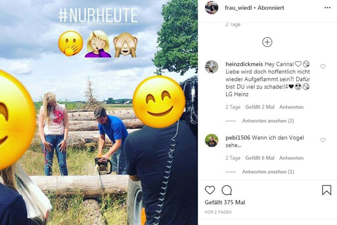 Bauer sucht Frau (RTL): Liebes-Comeback? Neues Foto von Carina und Macho-Michael aufgetaucht