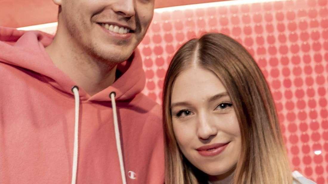 Die YouTuberin Bibi zusammen mit ihrem Mann Julian. Bibi hat einen der erfolgreichsten Youtub-Kanäle: Bibis Beuaty Palace.