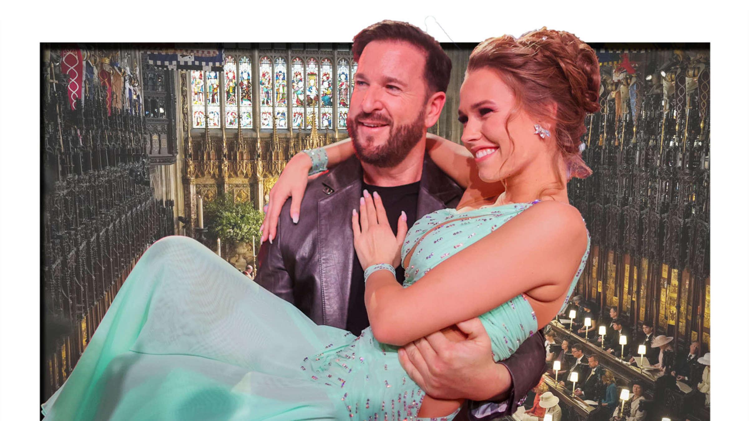 Schlager Tv Hochzeit Bei Michael Wendler Und Laura Muller Tv