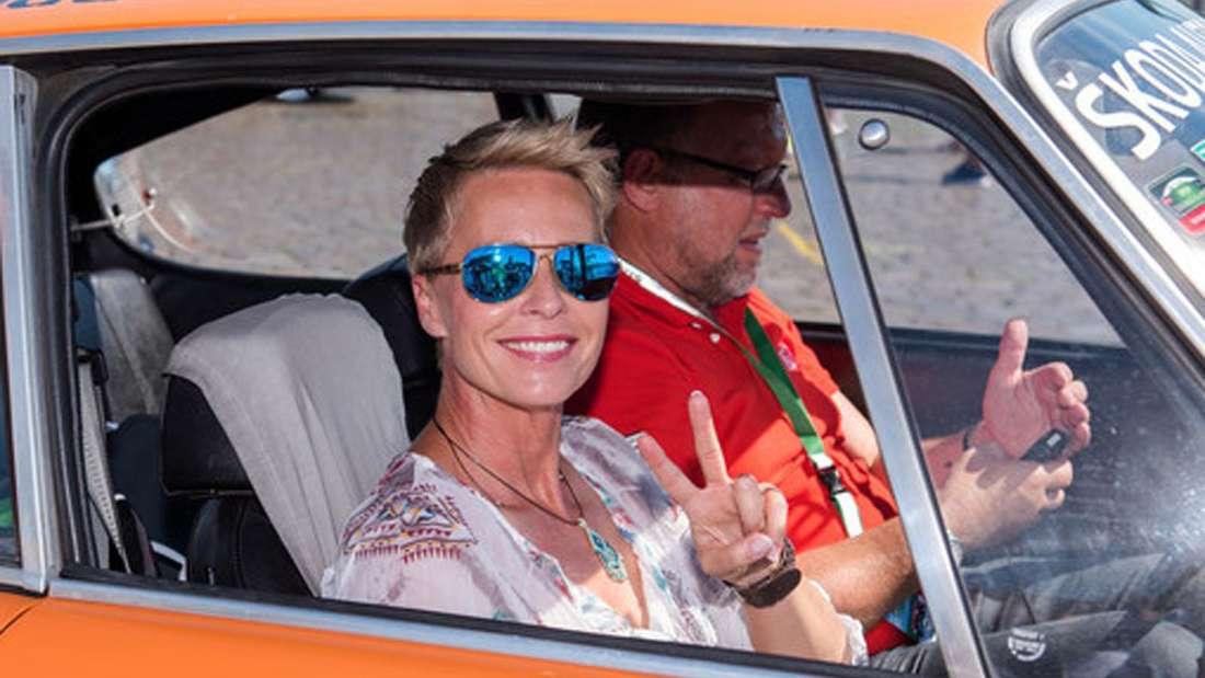 Rallye-Fan Sonja Zietlow löschte ihren Facebook-Account.