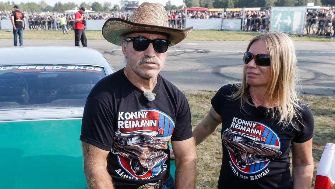 Konny und Manu Reimann sind immer auf der Suche nach Adrenalin
