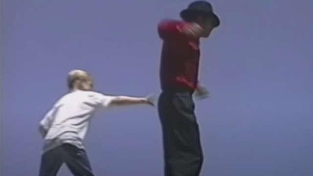 """Michael Jackson: Verstörendes Video von Neverland Ranch - """"Ich werde dich töten"""""""