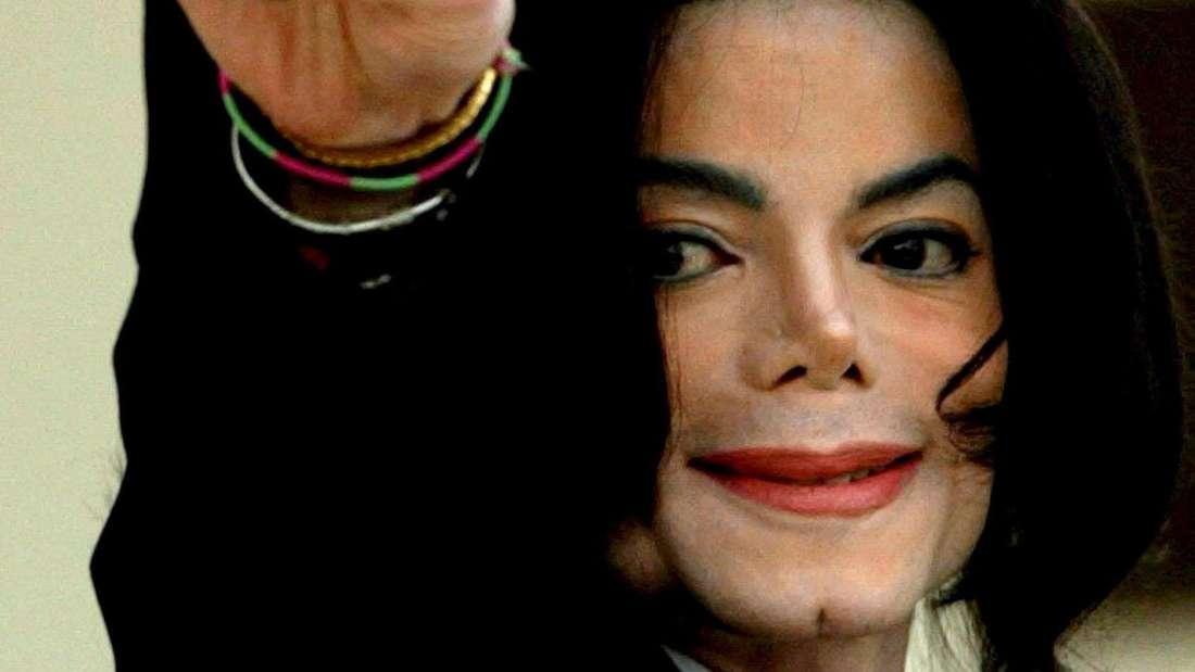 """Für seine Fans bis heute der """"King of Pop"""": Michael Jackson."""