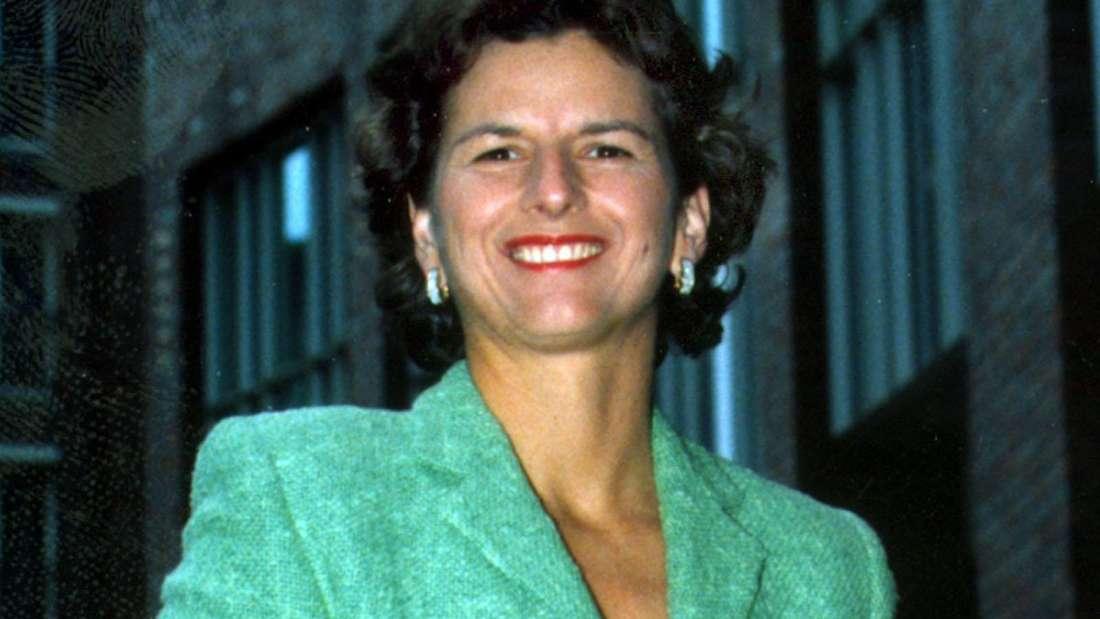 Claudia Obert verdiente ihre Millionen mit Designermode.