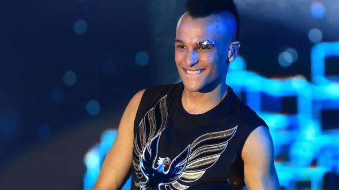 Prince Damien, der Sieger der dreizehnten Staffel von DSDS (RTL).