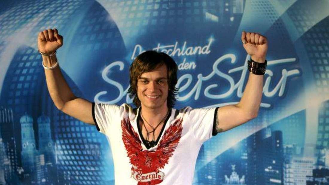 Thomas Godoj, der Gewinner der fünften Staffel von DSDS.