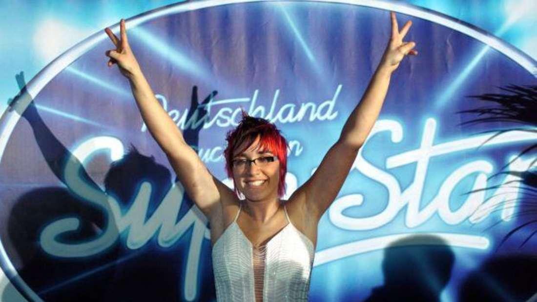 Elli Erl, die Gewinnerin der zweiten Staffel von DSDS.