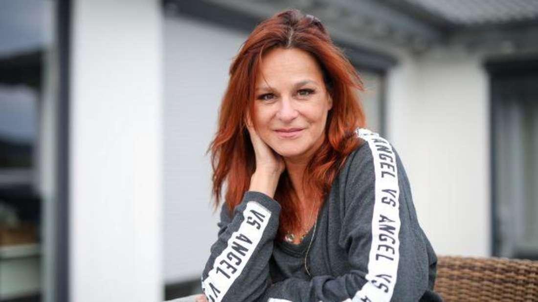 Die Schlagersängerin Andrea Berg.