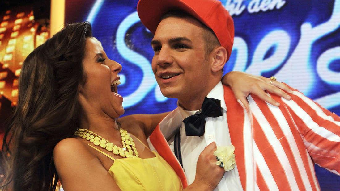Pietro Lombardi setzte sich 2011 im DSDS-Finale gegen seine spätere Frau Sarah durch.