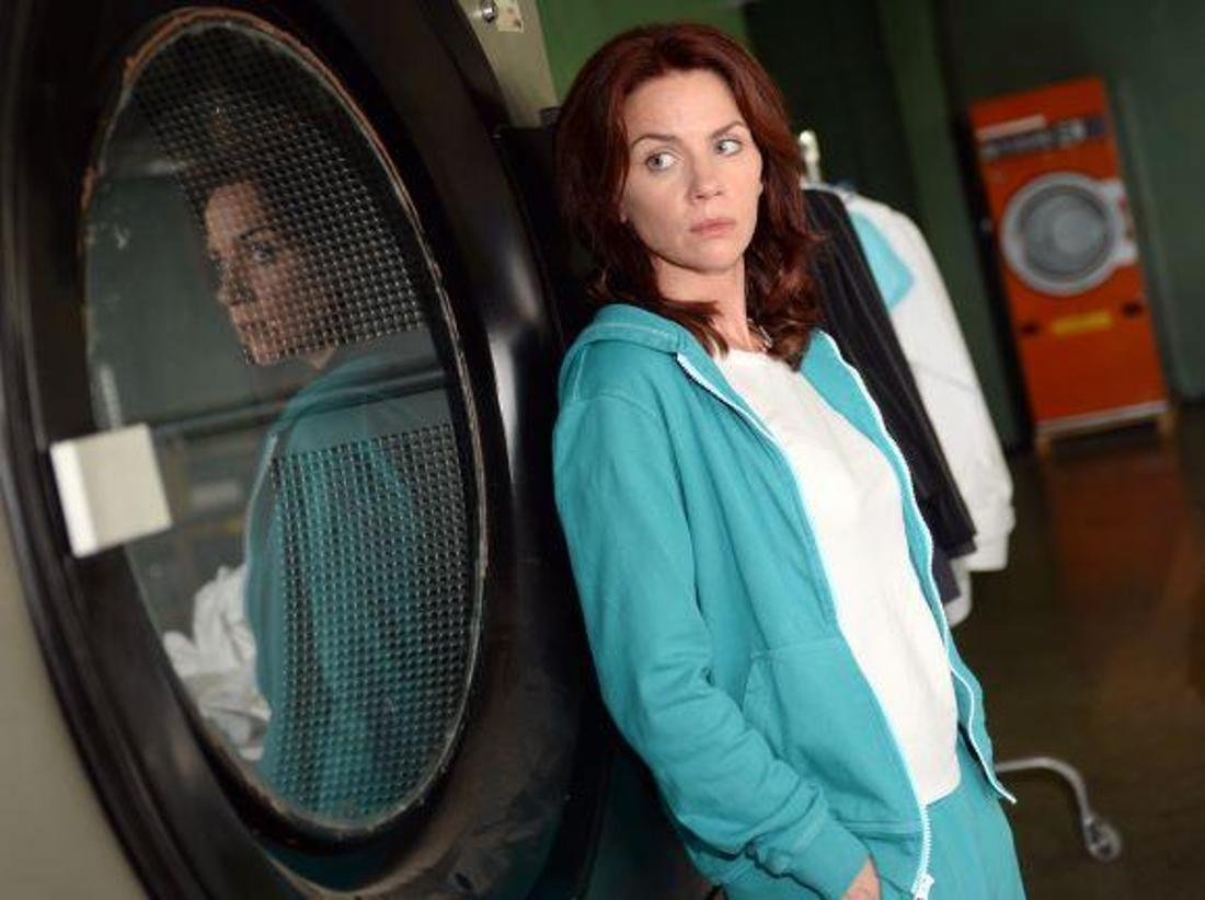 Schauspielerin Gisa Zach, die seit 2018 Yvonne Bode verkörpert.