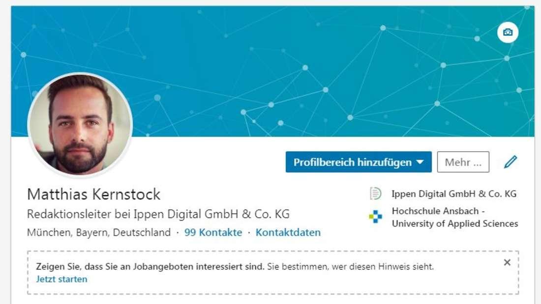 Matthias Kernstock ist Redaktionsleiter bei extratipp.com mit Sitz in München.