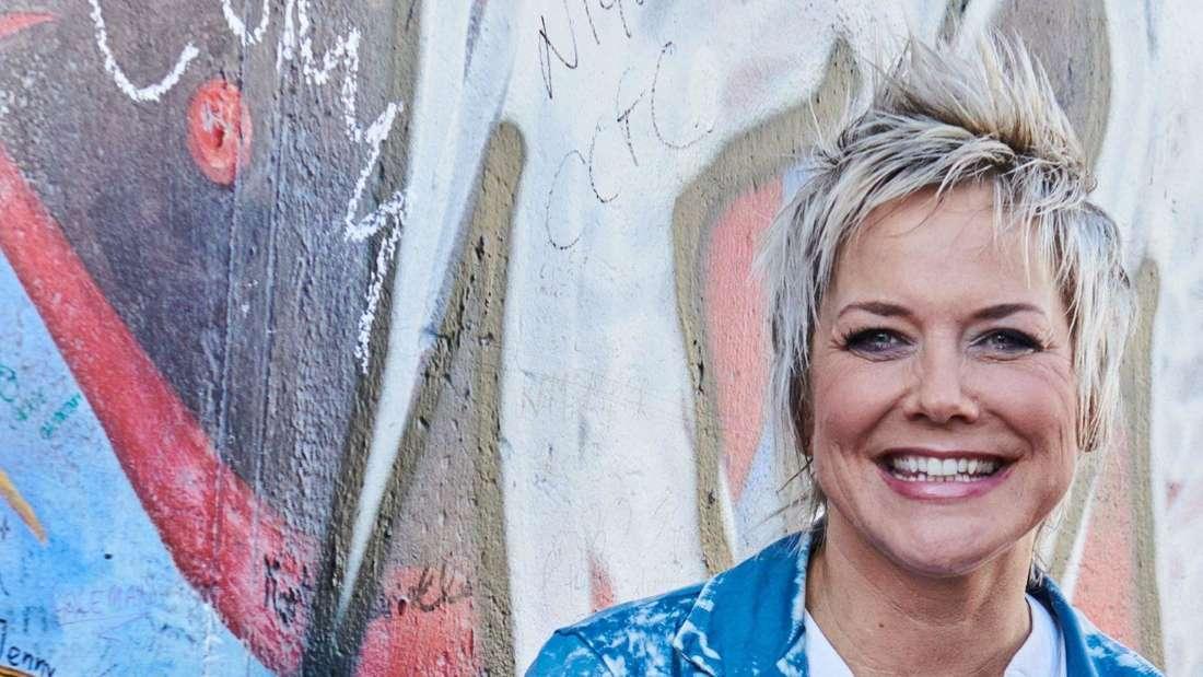 """Inka Bause, die Moderatorin der Sendung """"Bauer sucht Frau"""" (RTL)."""