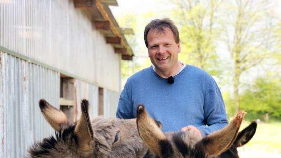 """Bauer sucht Frau"" (RTL) Kandidat Andy."