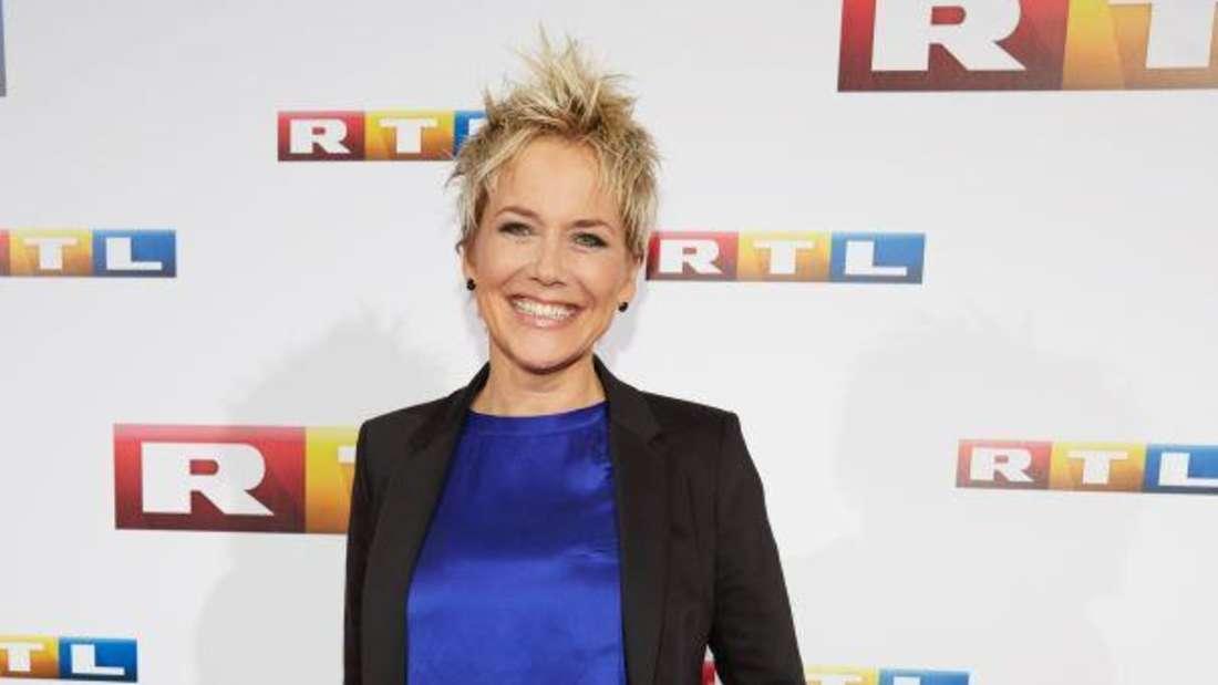 """Inka Bause, die Moderatorin von """"Bauer sucht Frau"""" (RTL)."""