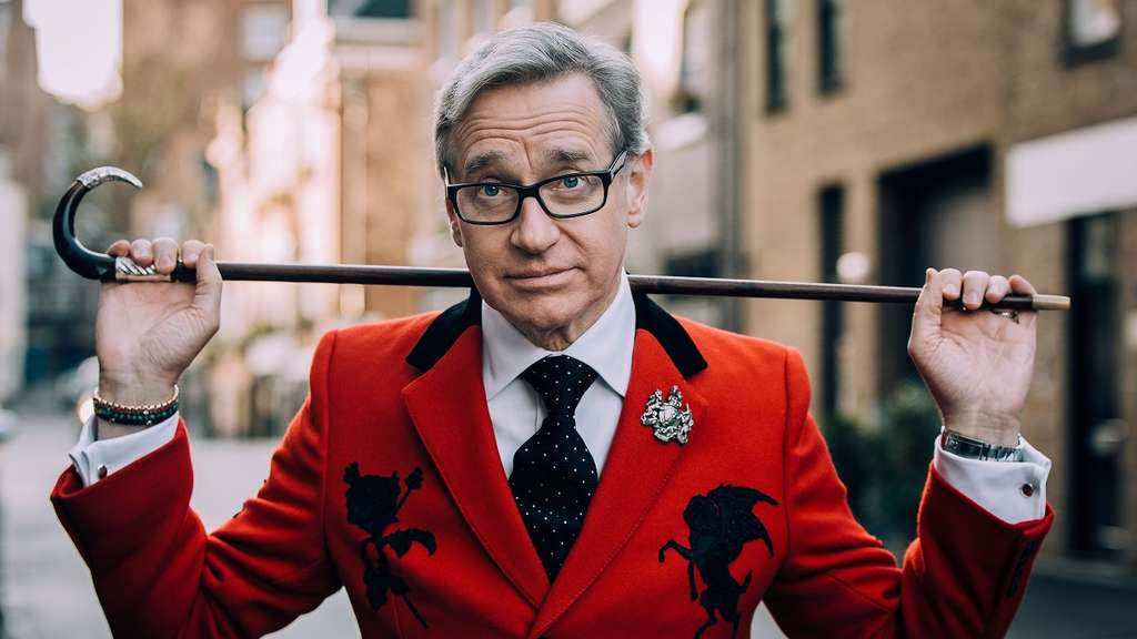 "Er soll für Netflix die Buchreihe ""The School for Good and Evil"" zum Film-Hit machen: Regisseur Paul Feig."