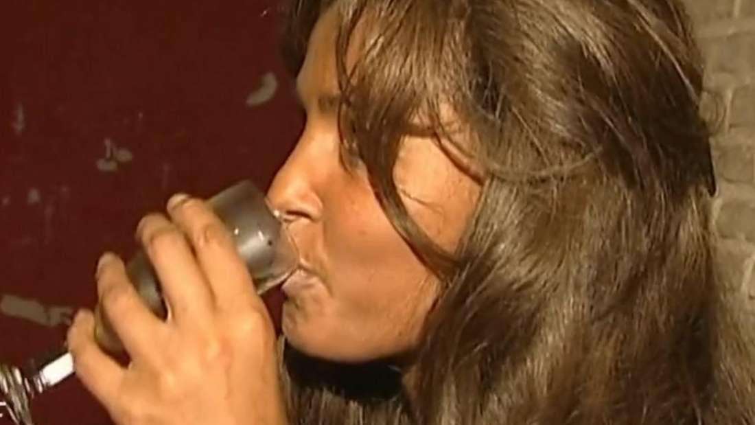 Naddel hatte lange mit ihrer Alkoholsucht zu kämpfen
