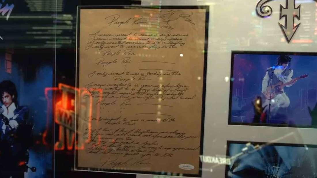 MontanaBlack hat für das Prince-Sammlerstück 30.000 € bezahlt