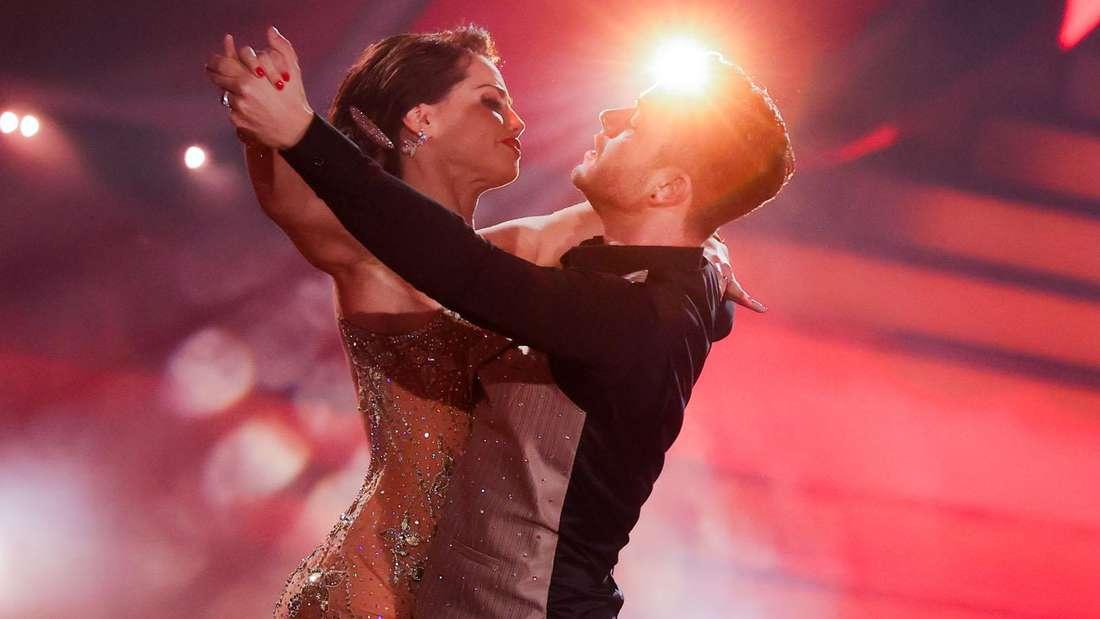 """Luca Hänni tanzt bei """"Let's Dance"""" mit Christina Luft."""