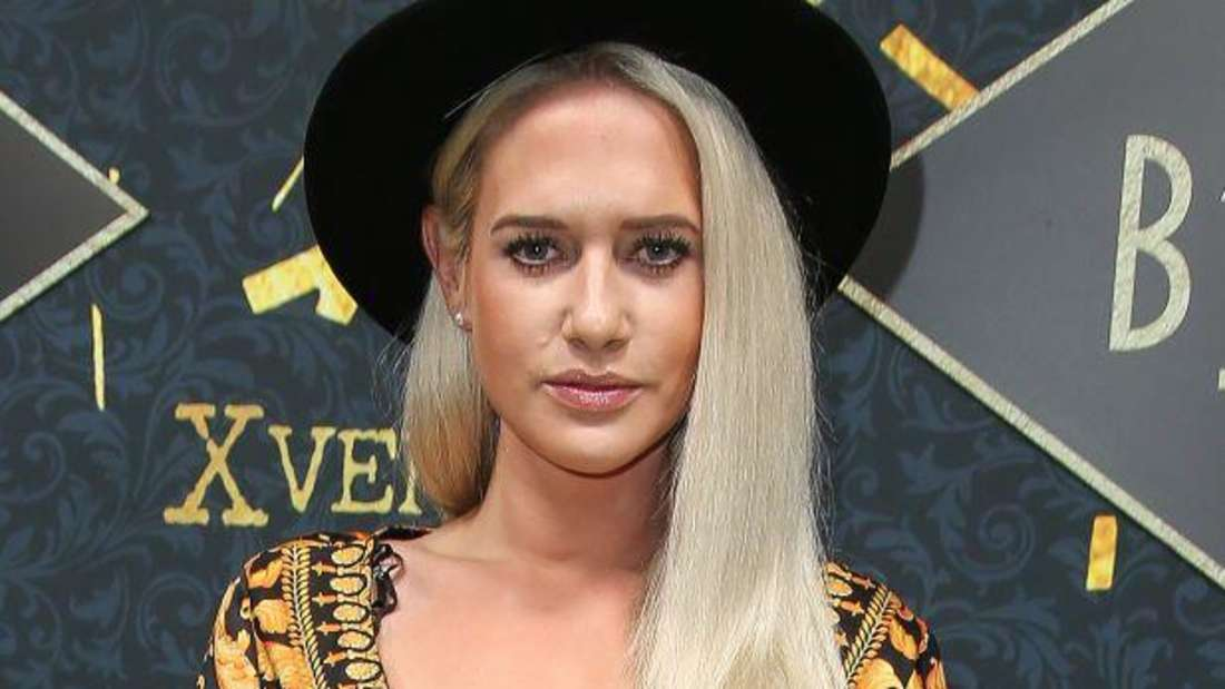 "Sarah Knappik, eine Teilnehmerin der Sendung ""Like me I'm famous"" (RTL)."