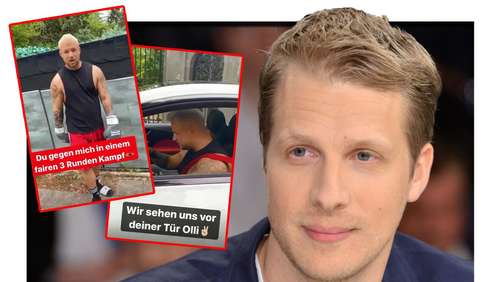 """Are You the One""-Juliano will Spaßvogel Oliver Pocher verhauen"
