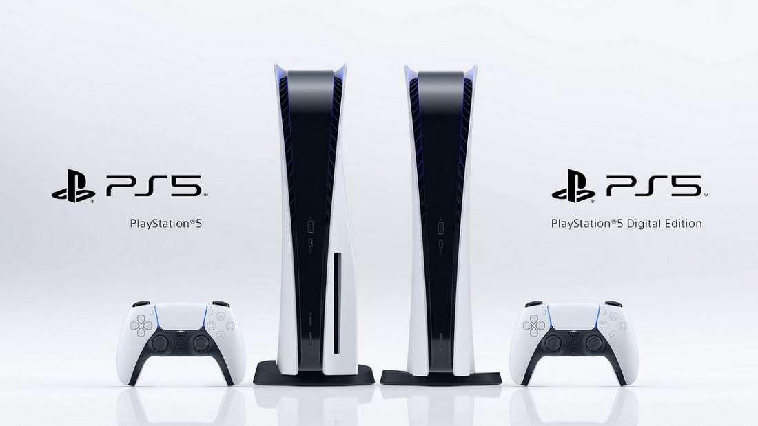 PS5 Digital Edition: Wieviel kostet die abgespeckte Variante der Playstation 5?