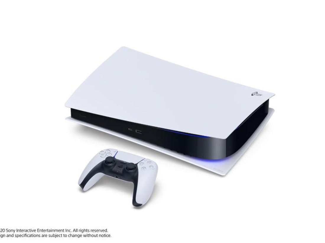 Noch in diesem Jahr soll die Playstation 5 erscheinen. Sonys Spielekonsole wird diesmal ohne Disc-Laufwerk auskommen. Foto: Sony Interactive Entertainment Inc./dpa