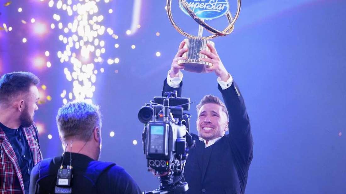 Ramon Roselly ging als Sieger aus der diesjährigen Staffel DSDS hervor