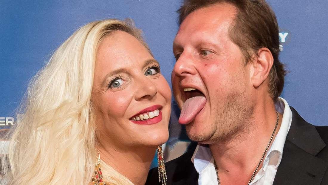 """Das """"Goodbye Deutschland""""-Paar Daniela und Jens Büchner."""