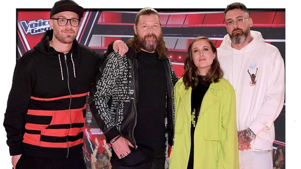 The Voice of Germany (Sat.1): Jury-Sensation - nach Sido muss noch ein Coach gehen