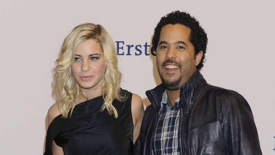 Jasmin und Adel Tawil 2010 bei einem Event