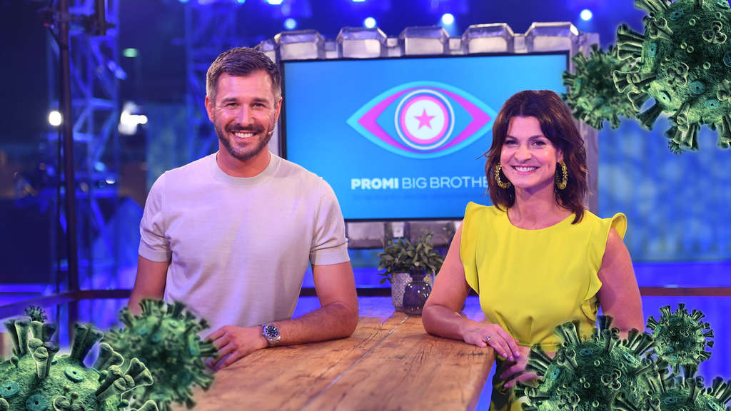 Promi Big Brother (Sat.1): Corona-Party im Promi-Container - knallharte Regeln für Live-Shows