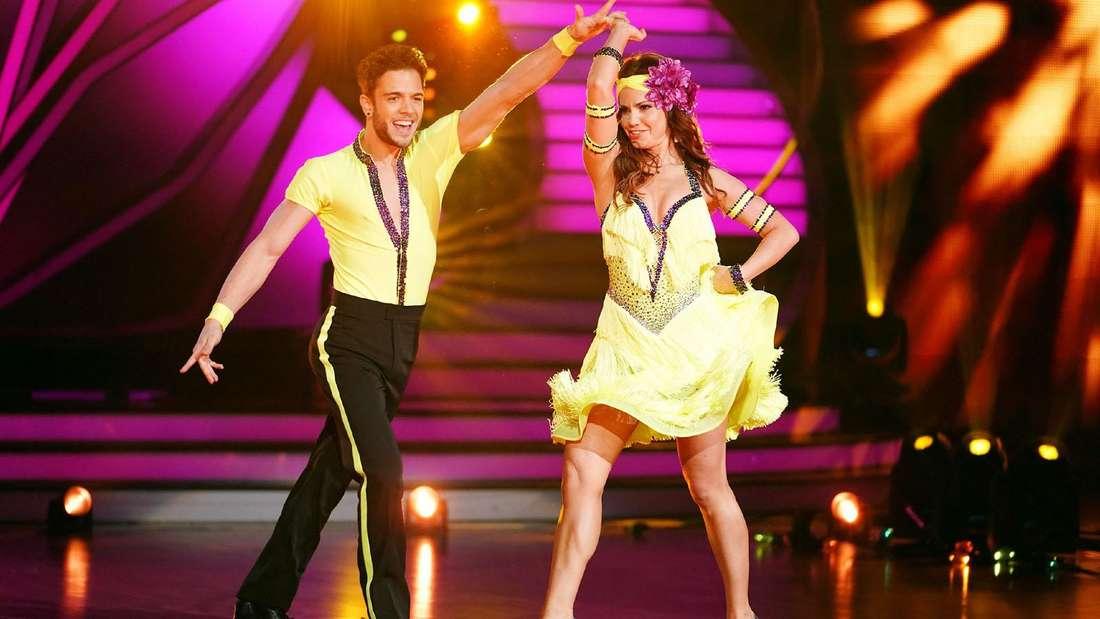 """Luca Hänni und Christina Luft waren das stärkste Paar im Viertelfinale von """"Let's Dance"""""""