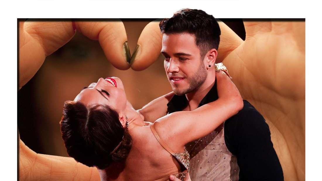 Let's Dance (RTL): Luca Hänni und Christina Luft