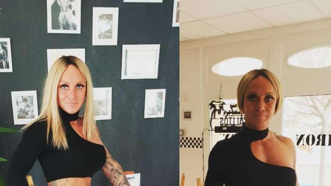 """""""Goodbye Deutschland""""-Auswanderin Caro Robens hat sich durch ihr Fitness-Training immer wieder verändert."""