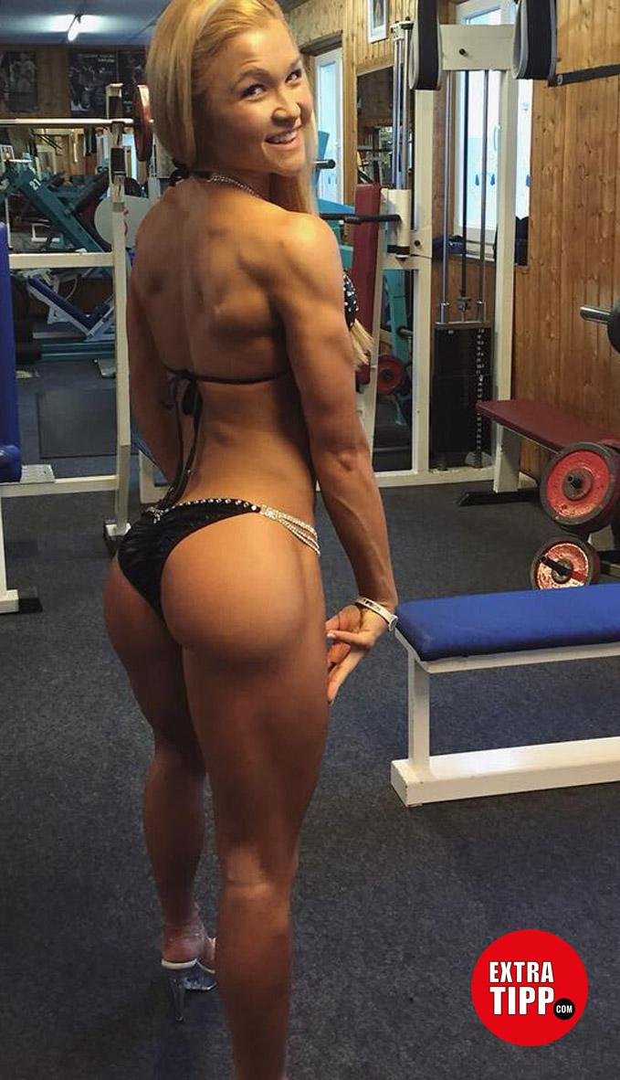 Model frau nackt fitness Nackt sport