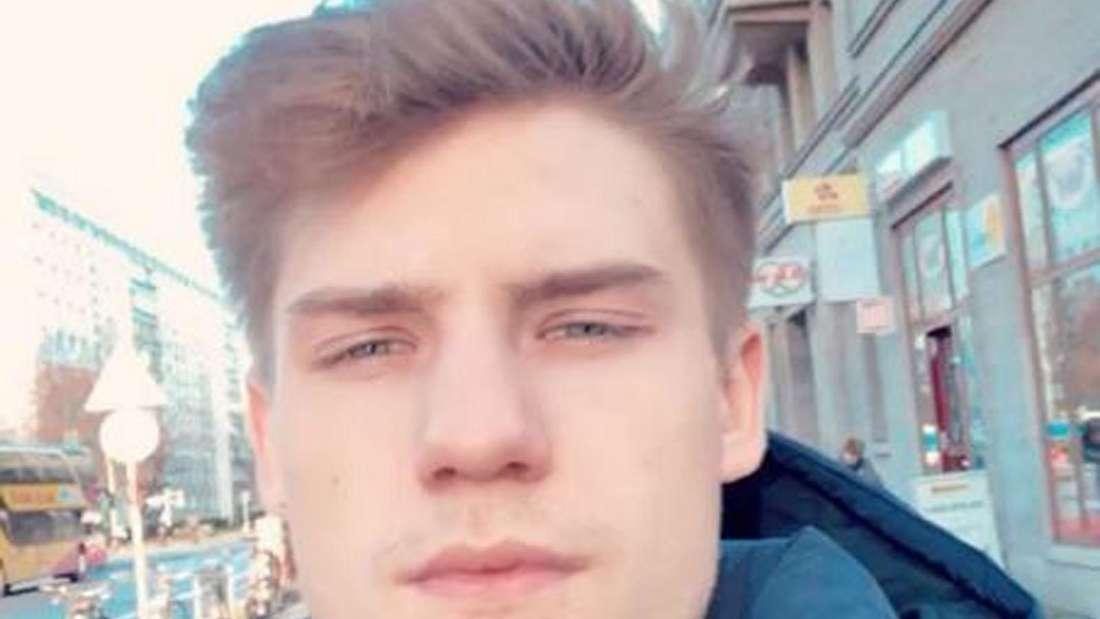 Ein Selfie von Lennart Borchert