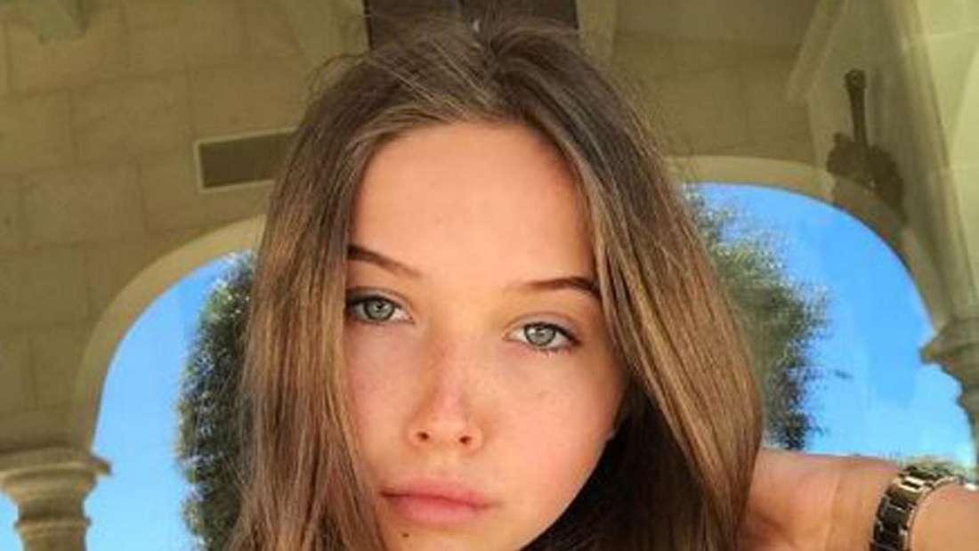 Ein Selfie von Shania Geiss