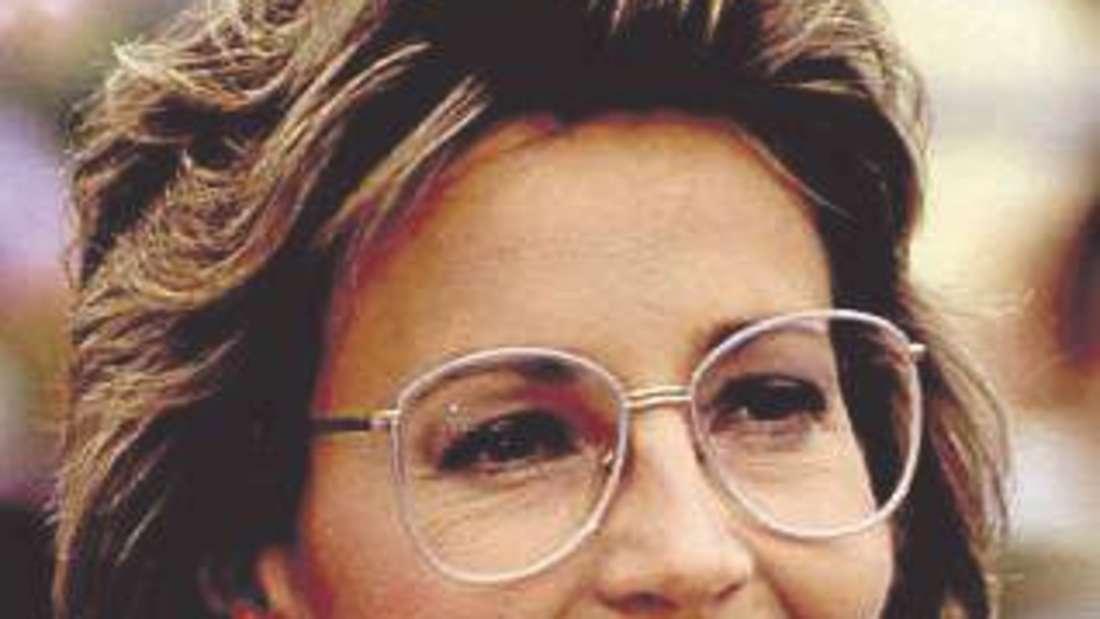 """War die erste """"Fernsehgarten""""-Moderatorin: Ilona Christen."""
