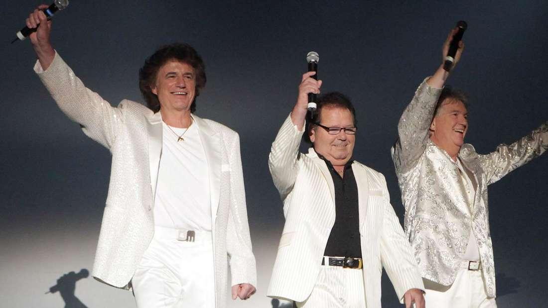 Die Flippers (von links) Olaf Malolepski, Manfred Durban (†) und Bernd Hengst haben sich 2011 aufgelöst.