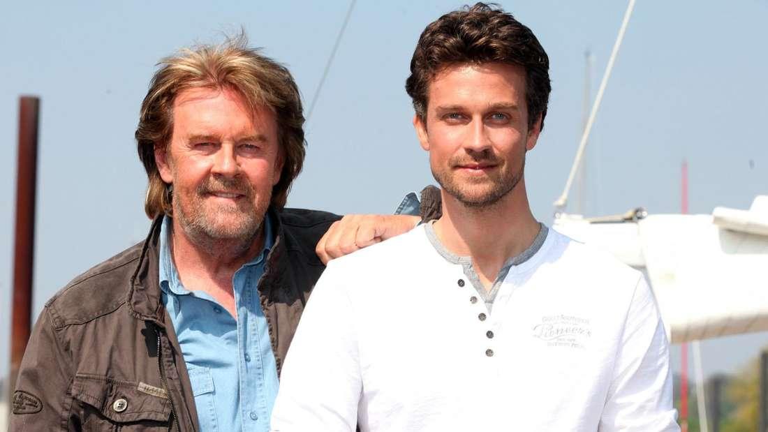 Howard Carpendale mit seinem Sohn Wayne