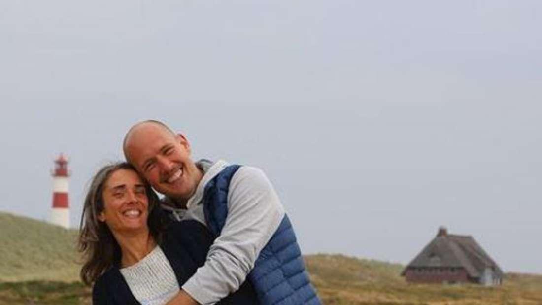 Schlagerstar Oli P. und seine Frau Pauline