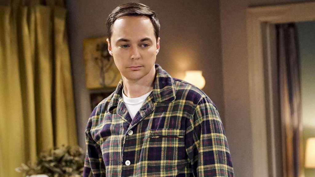 "Sheldon Cooper in der Serie ""The Big Bang Theory"""