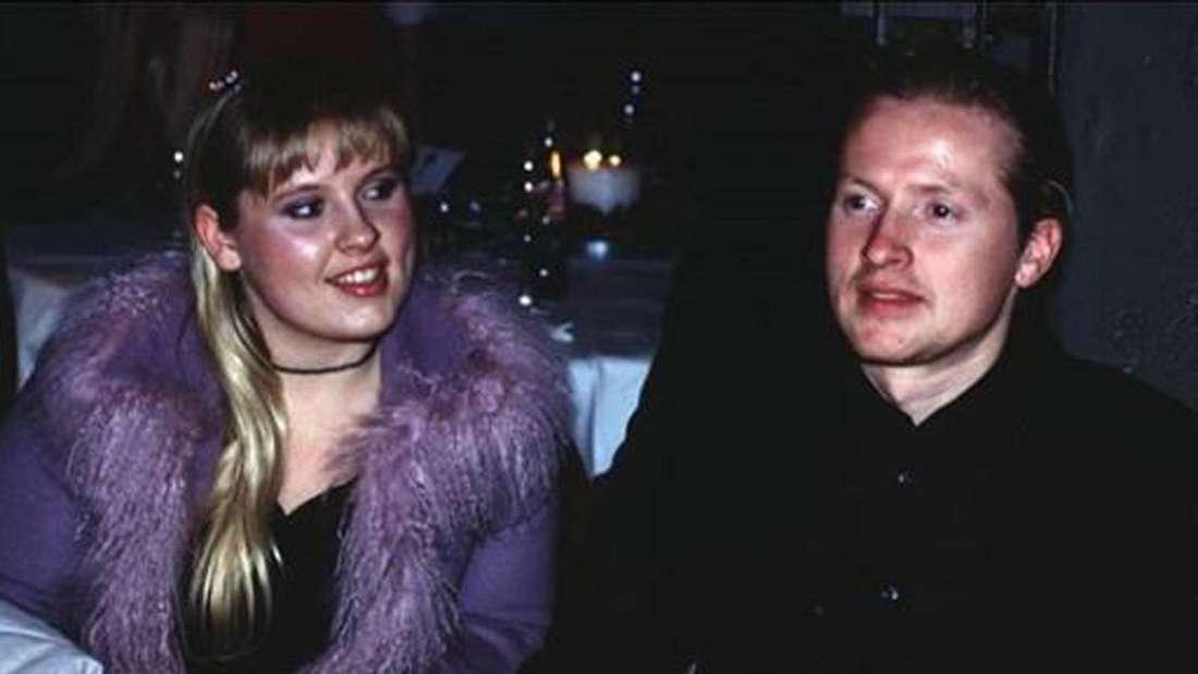 Maite Kelly und Joe Kelly sitzen in einem Auto nebeneinander