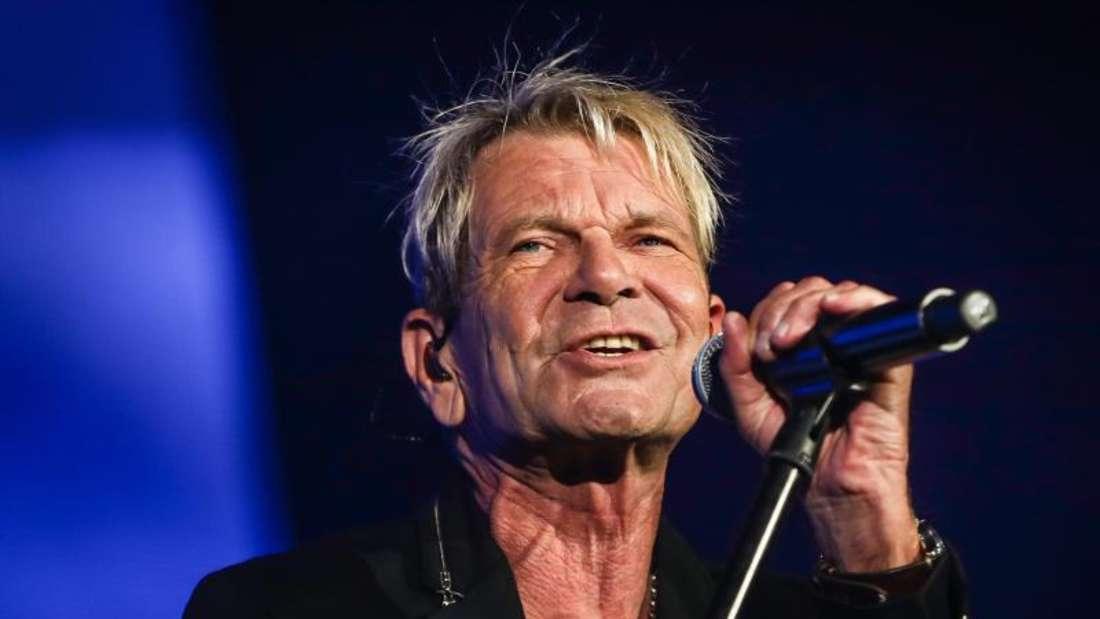 Matthias Reim steht in der Tradition von Keith Richards.