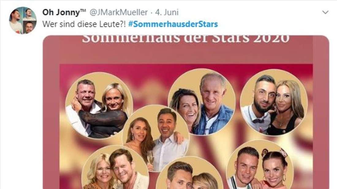 """Die neuen Teilnehmer des """"Sommerhaus"""" 2020"""