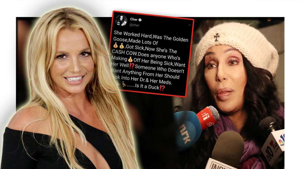 #FreeBritney: Superstar Cher prangert Vormundschaft von Britney Spears via Twitter an