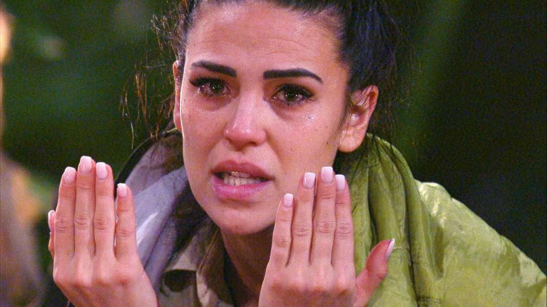 Bei der Nachtwache nahmen die Emotionen von Elena Miras überhand.